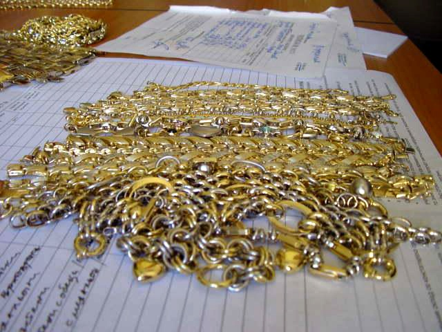 Bulgaria: Smuggled Gold Jewelry Found During Car Inspection at Kapitan Andreevo Customs Post