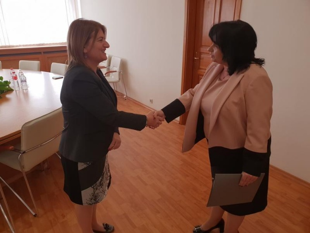 Bulgaria: Bulgarian Energy Minister Petkova and Montenegro Ambassador Discuss Belene Nuclear Project