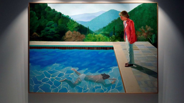 Bulgaria: Hockney Sells for USD 90 Million, Sets Living Artist Record