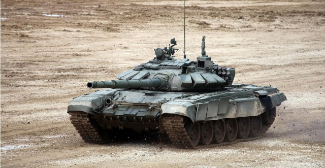 Bulgaria: Bulgaria Invests in its T-72 Tanks