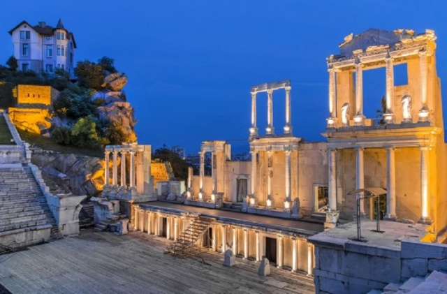 Bulgaria: CNN Travel: Plovdiv is One of the Most Fascinating Places in Europe