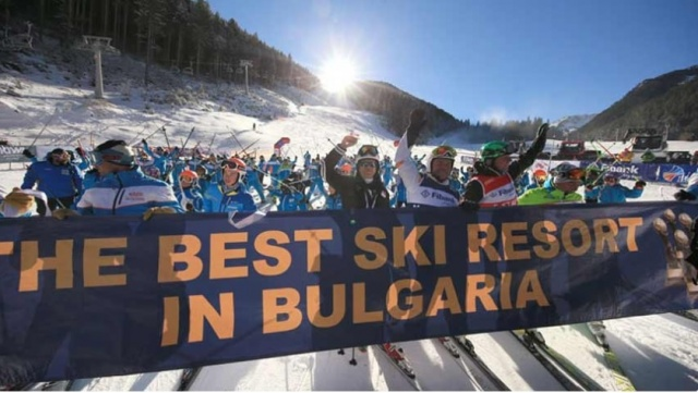 Bulgaria: New Ski Season Opens in Bulgaria's Bansko Mountain Resort