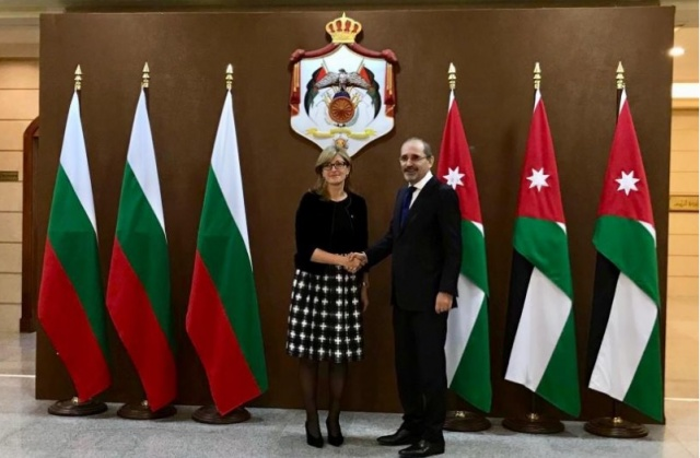 Bulgaria: Bulgaria and Jordan Strengthen Their Cooperation in Trade and Education