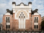 Stones Hurled into Central Synagogue in Sofia (Photo)
