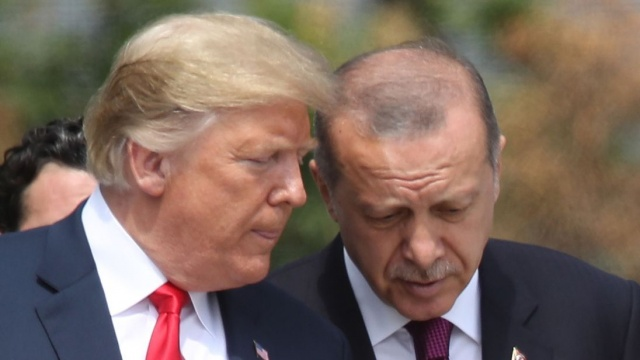 Bulgaria: Trump Warns Turkey of Economic Devastation if it Hits Kurds