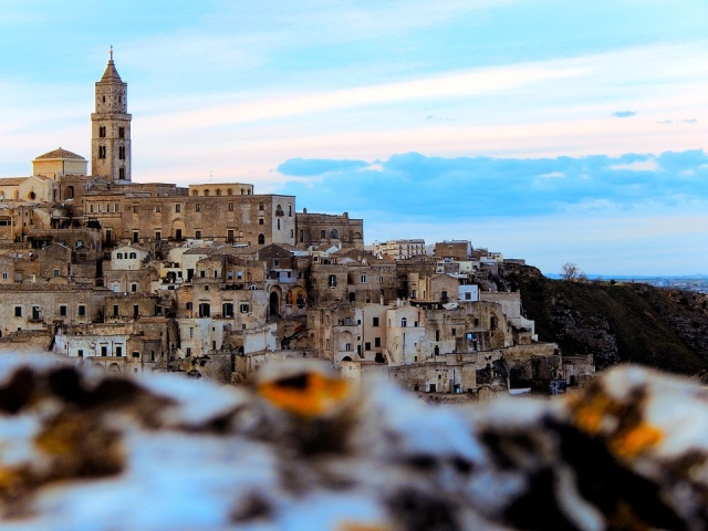 Bulgaria: MATERA, EUROPEAN CAPITAL OF CULTURE 2019
