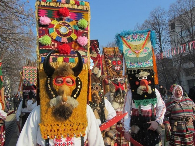 Bulgaria: Record High Number of Participants Expected in the Mummers Festival in Pernik