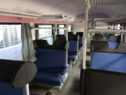 Bulgaria: BDZ will Update 15 Passenger Coaches every Month until the End of the Year