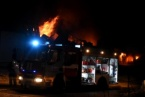 Enormous Fire near Plovdiv is Under Conrol, Firefighters Worked all Night