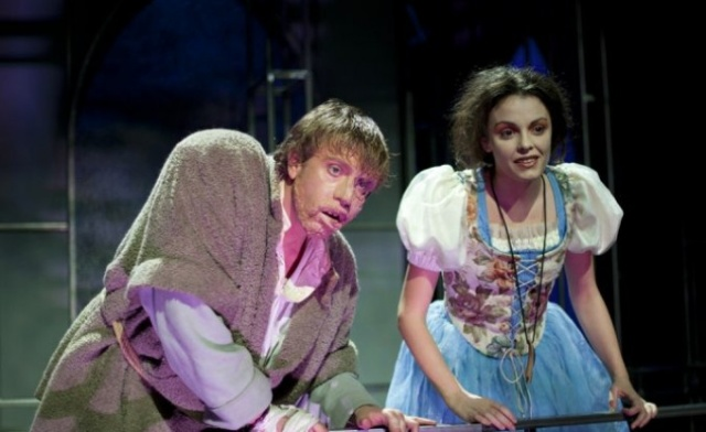 Bulgaria: Theater Sofia Brings THE HUNCHBACK OF NOTRE DAME to Bulgaria 2/8 and 3/19!