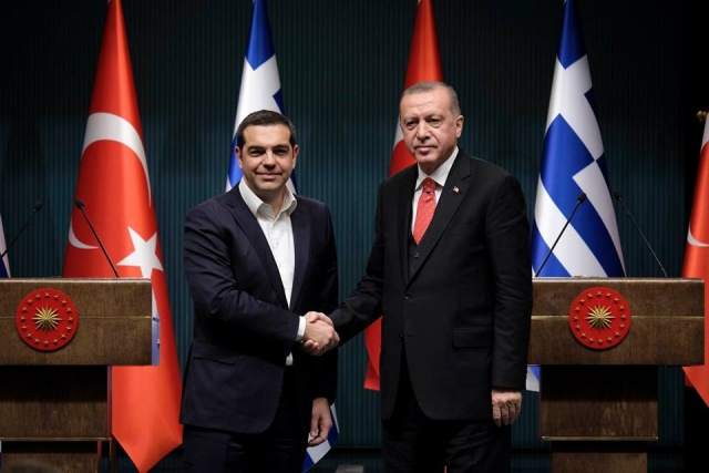 Bulgaria: Tsipras, Erdogan Agree to Dialogue on Aegean, Cyprus Issues