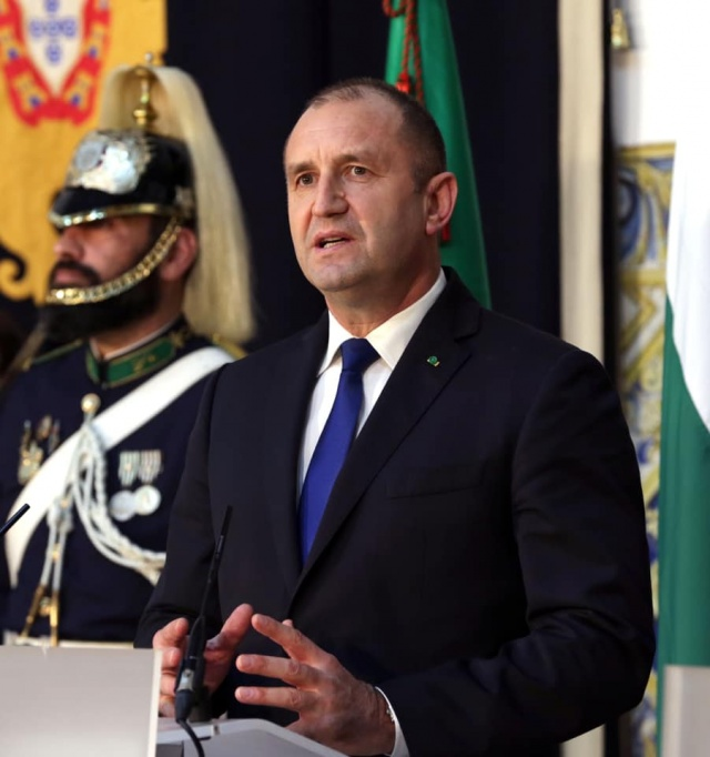 Bulgaria: Bulgarian Head of State Will Welcome the Minister of Foreign Affairs of the Republic of Northern Macedonia on Monday