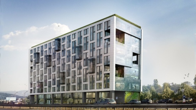 Bulgaria: Sofia's Newest Business Center - Space Tower is Ready ahead of Schedule