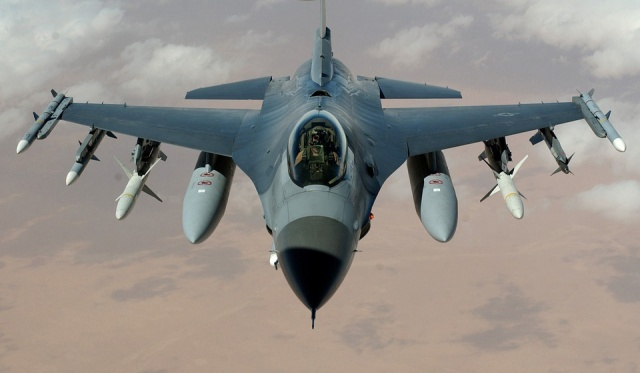 Bulgaria: Negotiations For the New F-16 From the US May End by July