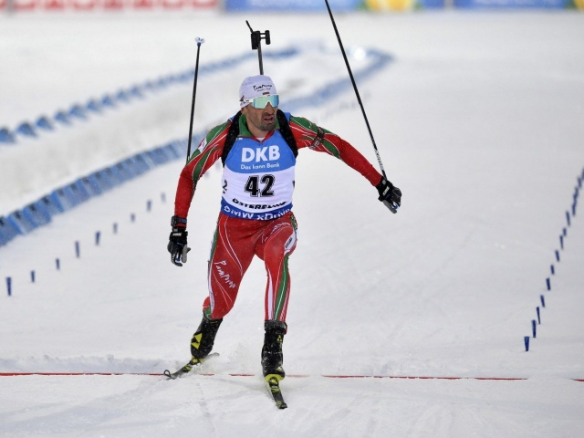 Bulgaria: For the First time, Bulgarian Became the World Vice Champion in the Biathlon