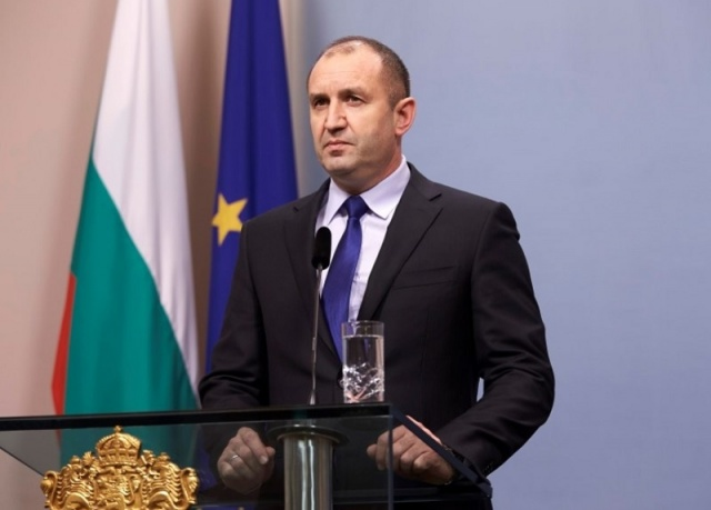 Bulgaria: Bulgarian President Rumen Radev: Tackling Corruption is a Fundamental Problem
