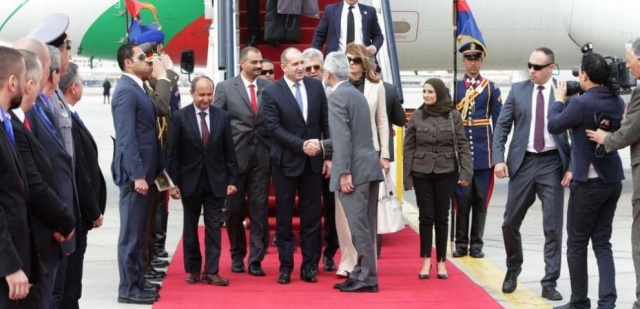 Bulgaria: Bulgarian President Rumen Radev in Egypt: I Lead an Impressive Business Delegation, I Expect Good Deals