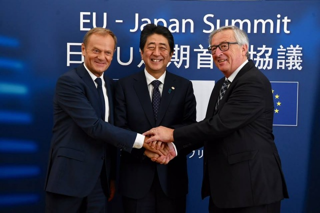 Bulgaria: Juncker: The Reform of the WTO and the Trade Balance Will be Among the Main Topics of the EU-China Summit