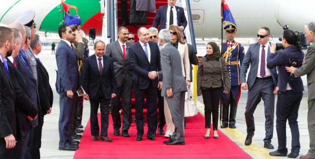 Bulgaria: Bulgarian President:  Bulgaria and Egypt are Allies in the Fight Against Terrorism, Organized Crime, Radicalism and Illegal Migration