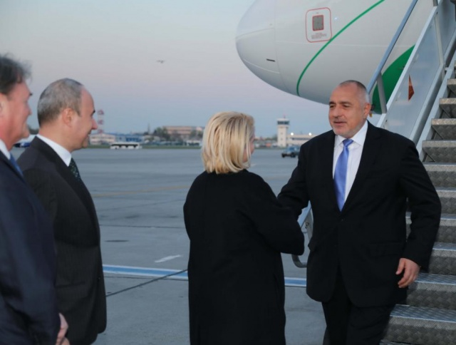 Bulgaria: Prime Minister Borisov at a Meeting with the Balkan Leaders in Bucharest