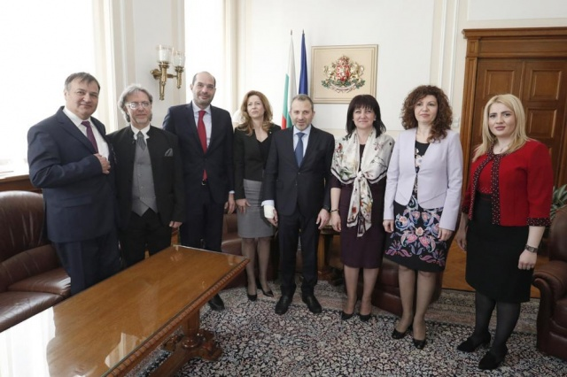 Bulgaria: The Speaker of Bulgaria's National Assembly and Lebanon's Foreign Minister Discussed the Possibilities for Deepening Relations