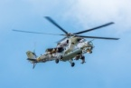 Bulgaria Awards Contract for Mi-17 and Mi-24 Helicopters Overhaul