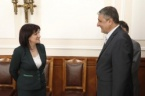 The Speaker of the Bulgarian National Assembly Spoke with the Iranian Minister of Road and Urban Development