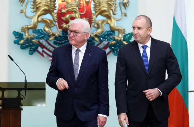 Bulgaria: Bulgarian and German Presidents Discuss Investments