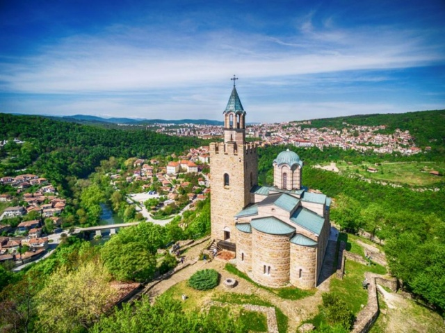 Bulgaria: Bulgarian President Radev in Veliko Tarnovo for 140 Years Since the Adoption of the Tarnovo Constitution