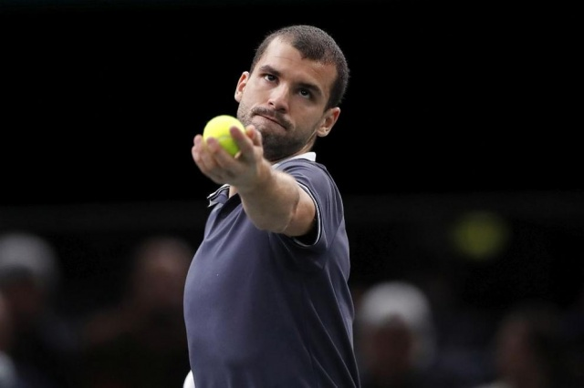 Bulgaria: Successful Start for Grigor Dimitrov in Monte Carlo