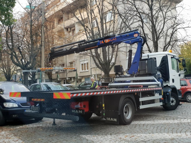 Bulgaria: Tow Trucks in Sofia Tighten Control Against Improperly Parked Vehicles