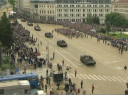 Bulgaria: Over 1000 Military and 58 War Machines at the Parade on 6 May in Sofia