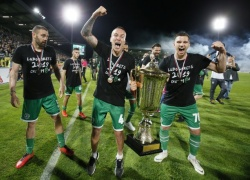 Bulgaria: Ludogorets are Football Champions of Bulgaria and Win Eighth Consecutive Title