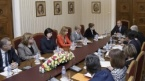 Bulgarian President Radev Met with the Management of the Central Election Commision