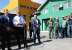 Bulgarian PM Borisov Attended Opening of a New Plant Creating 200 Jobs in Northeastern Bulgaria