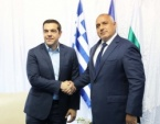 Boyko Borisov and Alexis Tsipras Turned the First Sod of the 182 Kilometer-Long Gas Pipeline