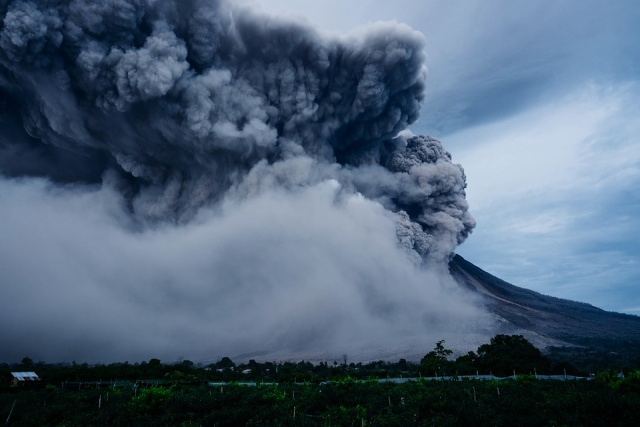 Bulgaria: Volcano in Mexico Has Erupted