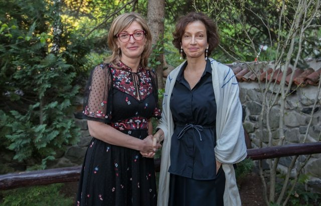 Bulgaria: Bulgarian Tourism Minister and the Director-General of UNESCO Discussed Bilateral Co-operation