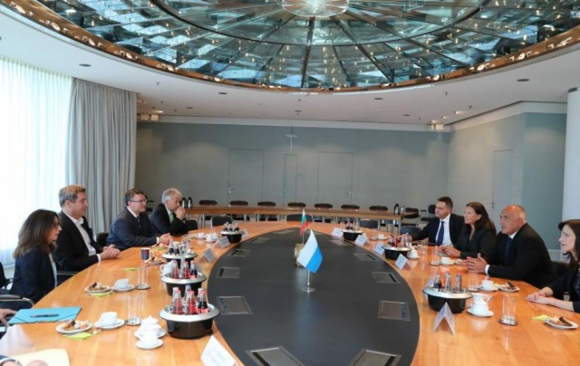 Bulgaria: Bulgarian PM Borisov in Munich: Relations between Bulgaria and Germany are Excellent