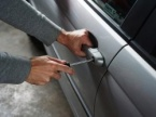Car Theft Boom in Greece