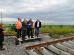 Prime Minister Borissov Inspected the Construction of a New Road on the Sofia-Elin Pelin Section