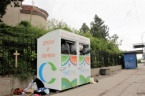 Sofia Municipality Puts Sensors Against Theft and Fire in Clothing Containers