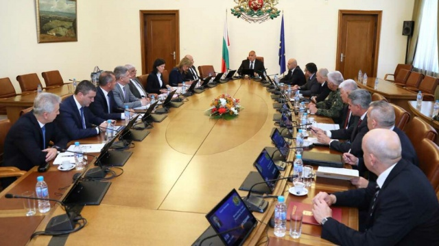 Bulgaria: The Security Council of the Council of Ministers Held a Regular Meeting