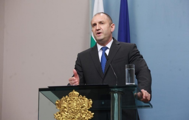 Bulgaria: Rumen Radev: I Hope the Political Parties Will Find a Balance For the Subsidies