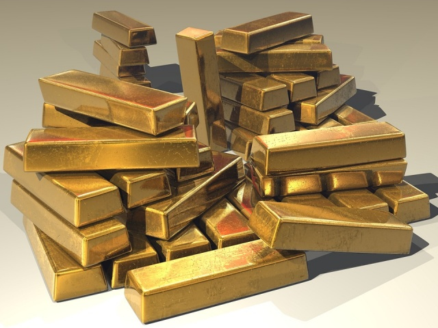 Bulgaria: The Spot Price of Gold Is Rising
