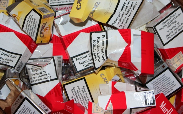 Bulgaria: Border Police Officers Found 50 000 Smuggled Cigarettes