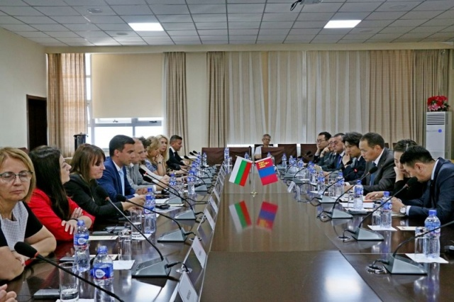 Bulgaria: Mongolia-Bulgaria Business Meeting Held in Ulaanbaatar