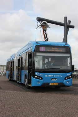 Bulgaria: Burgas Buys 56 New Public Transport Electric Buses