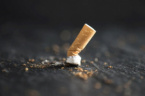 Trillions of Cigarette Butts Thrown on the Ground Annually