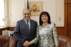 Bulgarian Parliament Speaker and President of Cyprus' House of Representatives Discuss Active Political Dialogue and Tourism Cooperation